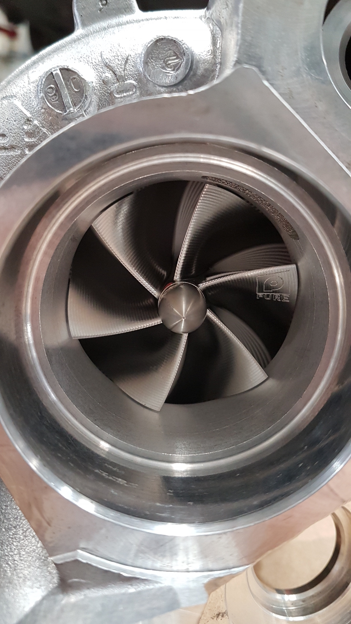 PURE Stage 2, Turbo, BMW N55