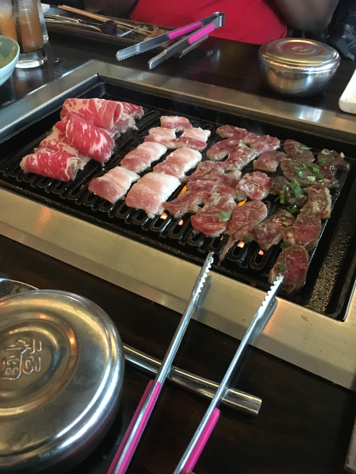 Char Korean BBQ #GrillSkillz