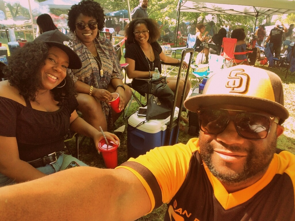 Cali Love in ATL  #CaliPicnic2017