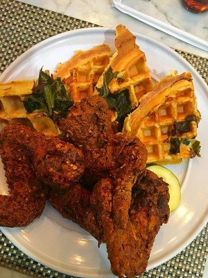 Dope Food Alert: Richard's Southern Fried Hot Chicken