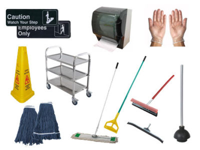 Restroom&Janitorial Supplies