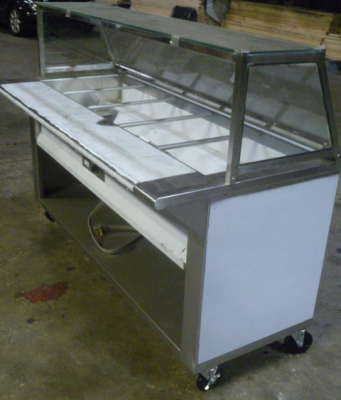 S/S Buffet Table