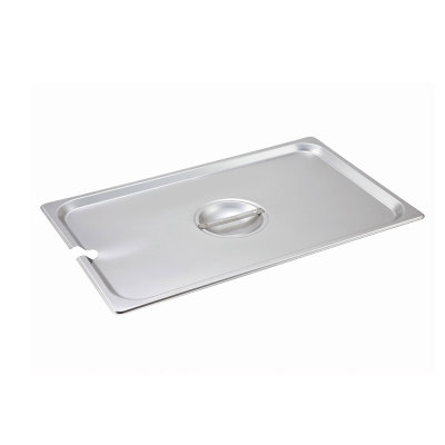 Slotted Steam Pan Cover