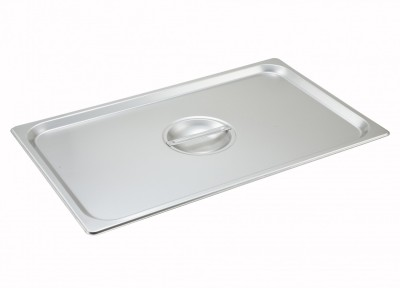 Solid Steam Pan Cover
