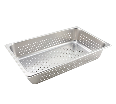 Perforated Steam Pan