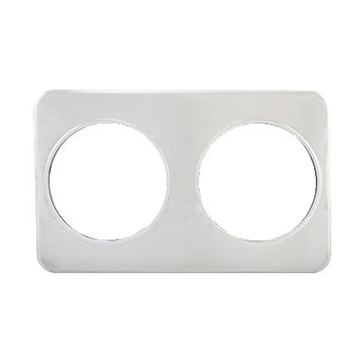 """Two 8 3/8"""" Adaptor Plates"""