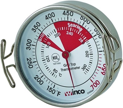 150°F to 700°F Grill Surface Thermometer