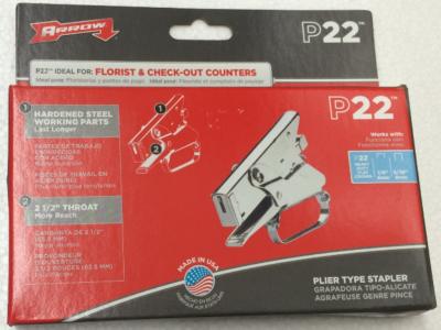 P22 Stapler