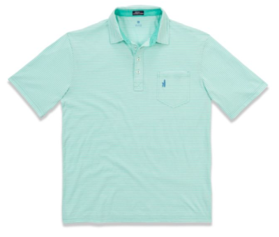 Stripe Polo - More colors available!