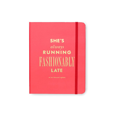 Kate Spade Fashionably Late 17 Month Agenda