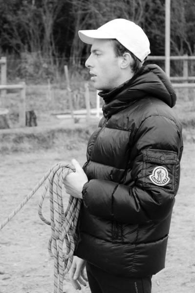 Rodolphe HIERNAUX, Cavalier professionnel dressage et spectacle