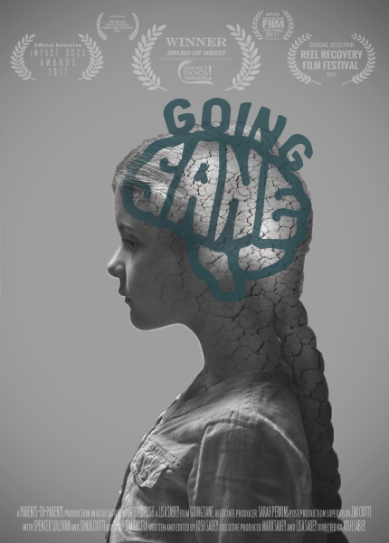 Going Sane is an insightful and revealing film about evidenced-based treatment for mental illness - created by parents who have been there.