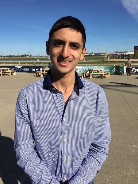 Jockey Ezequiel Lara Scores First Win at Indiana Grand Racing & Casino