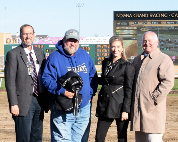 Midwest Justice Tops List as Winningest Horse for 2018 at Indiana Grand Racing & Casino