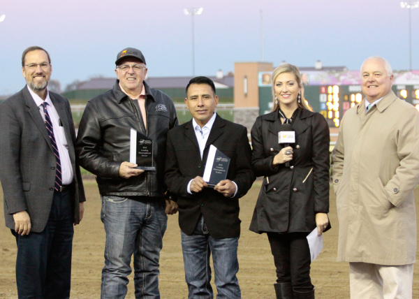 Murphy, Southwest Racing Stable Top Owner Standings at Indiana Grand Racing & Casino