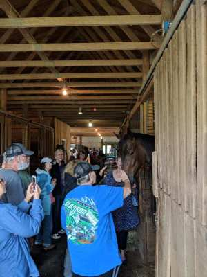 """Grand Experience"" travels to Duran Farm Saturday at Indiana Grand Racing & Casino"
