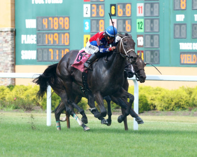 Wondrshegotthunder Wins Ellen's Lucky Star Stakes at Indiana Grand Racing & Casino
