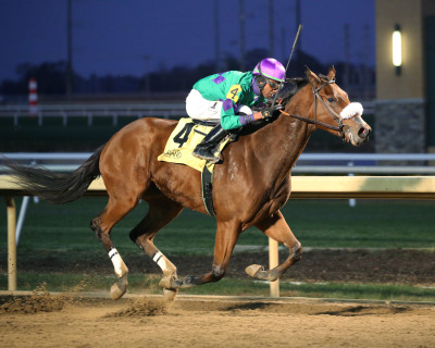 Mai Tai's Gem Shines in Indiana Futurity  at Indiana Grand Racing & Casino