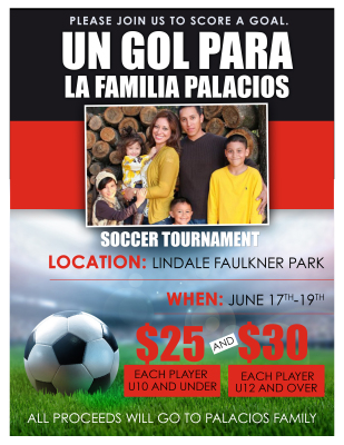 Soccer Tournament and Fundraiser