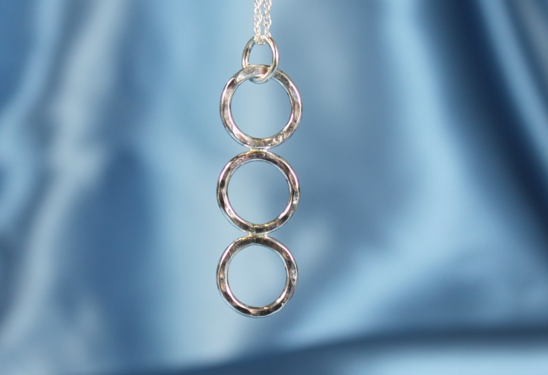 Three Circles pendant