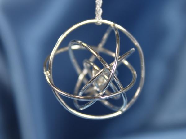 Circles within Circles Pendant