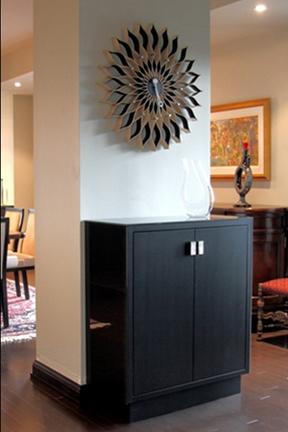 131 HOLLAND PENTHOUSE : Living Room Bar