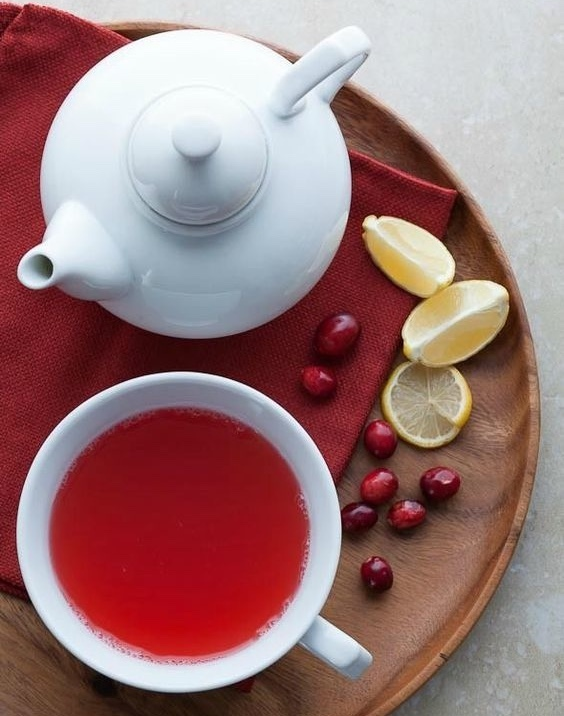 Cranberry Detox Spice Tea