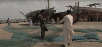 The Last Islands of Karachi