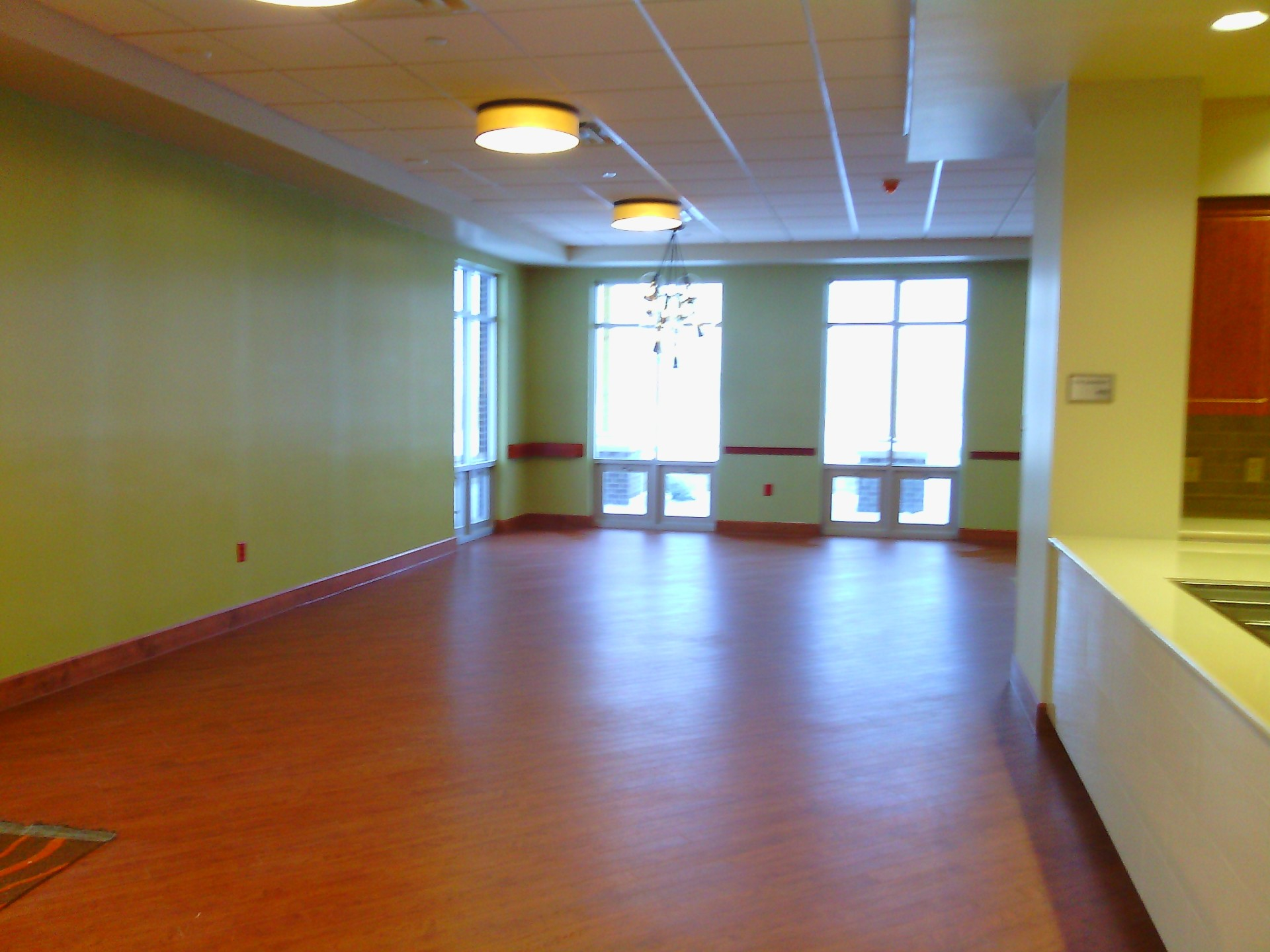 COMMERCIAL CONSTRUCTION CLEANING