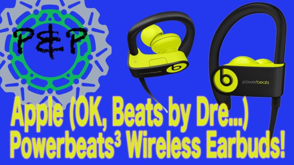 Apple (Beats by Dre) Powerbeats3 Wireless Earbuds Review