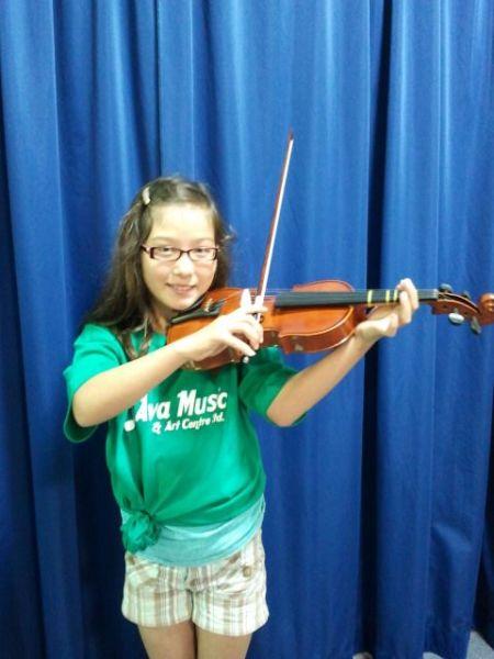 Violin Summer Camp