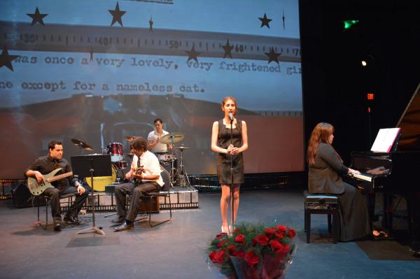 Ava Singing