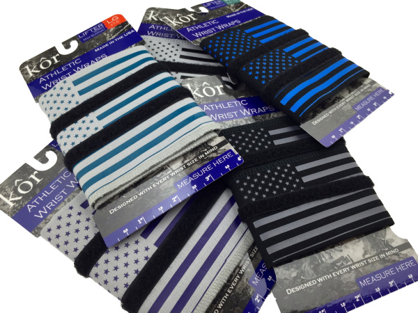 Lifter Series Wraps