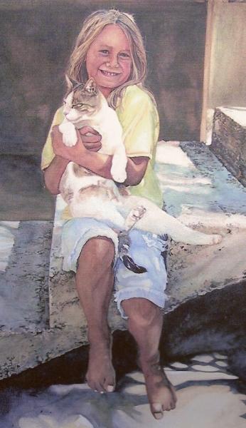 Gabriella And The Cat, Split Croatia