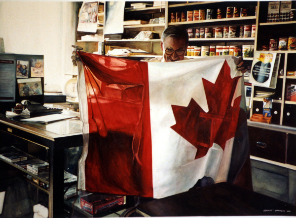 Canada Day Bowlen's Store