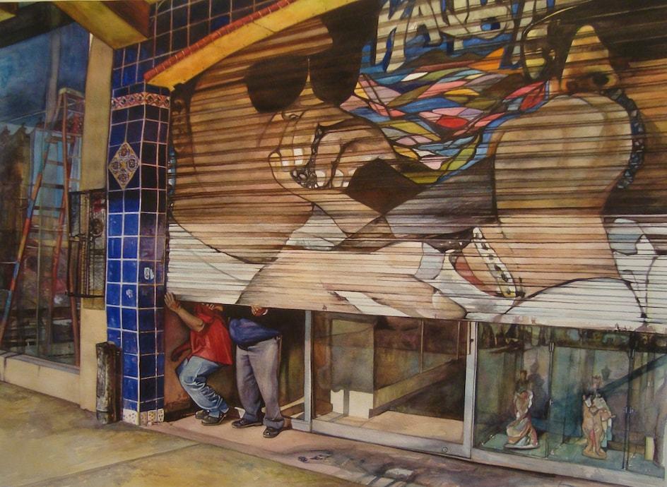 Closing Time, Avenida Revolucion, Tijuana Mexico