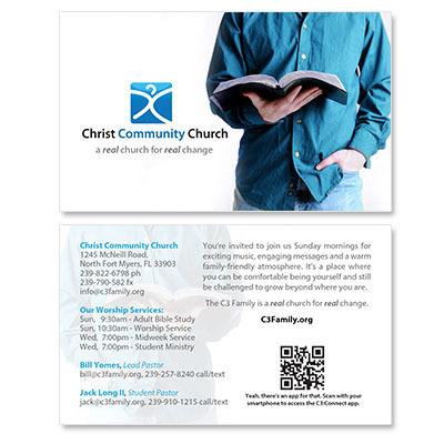 C3 Invite Card
