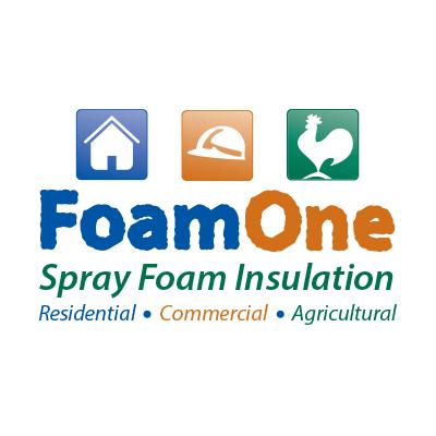 Foam One Logo Design