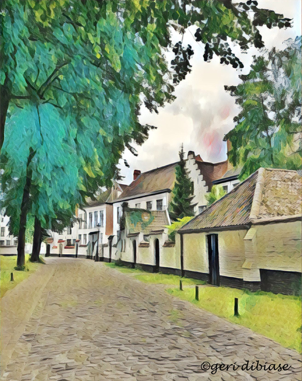 A Walk in Bruges