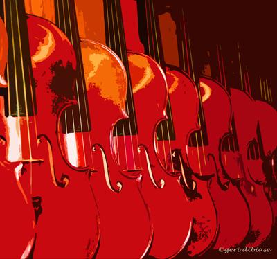 Red Hot Violins