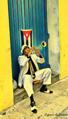 The Jazz Man of Havana