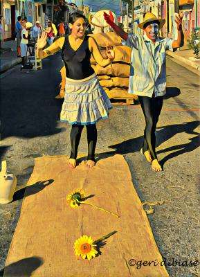 Dancing in Cienfuegos