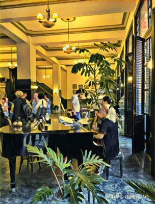 Hemingway's Piano Bar