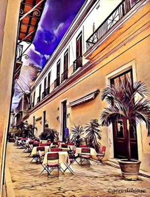 Sidewalk Cafe, Havana