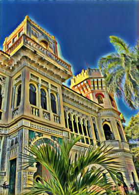 Palacio del Valle