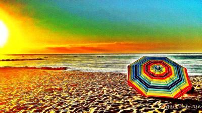 Last One on the Beach