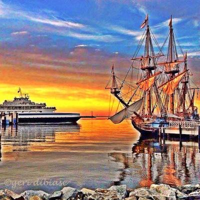 Sailing Delaware Bay