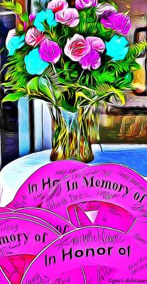 In Memory of & In Honor of