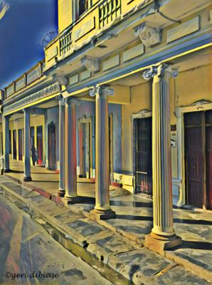 Downtown Cienfuegos