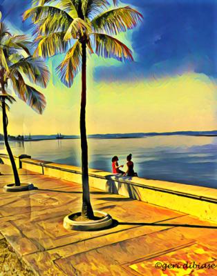 Catching Up, Cienfuegos Cuba